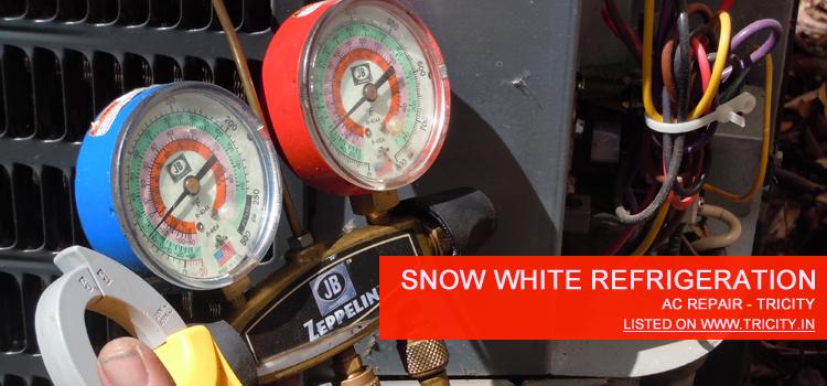 Snow White Refrigeration Chandigarh