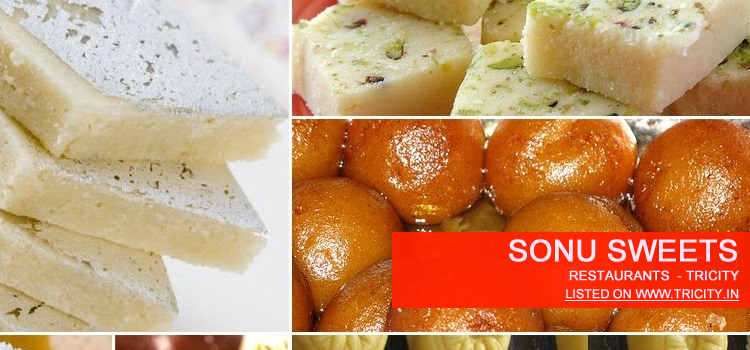 Sonu Sweets