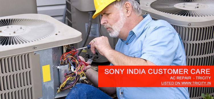 Sony India Customer Care Chandigarh