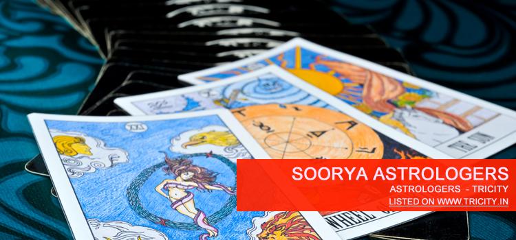 Soorya Astrologers Chandigarh