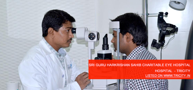 Sri Guru Harkrishan Sahib Charitable Eye Hospital Trust Mohali