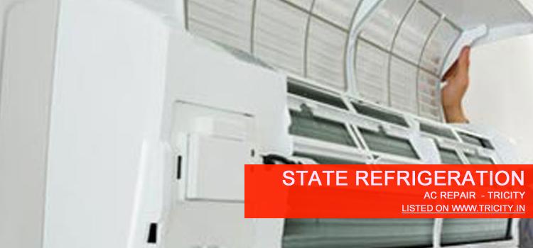 state refrigration
