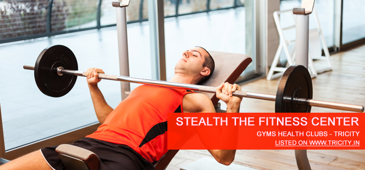 Stealth the fitness center chandigarh