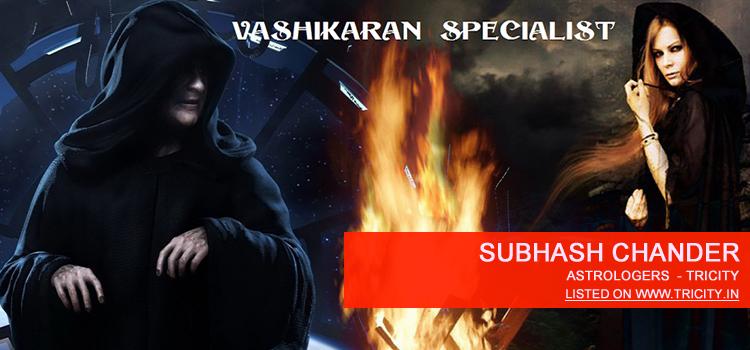 Subhash Chander Chandigarh
