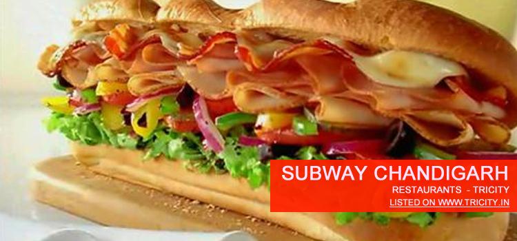Subway Chandigarh
