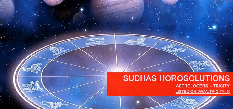 Sudhas Horosolutions Chandigarh
