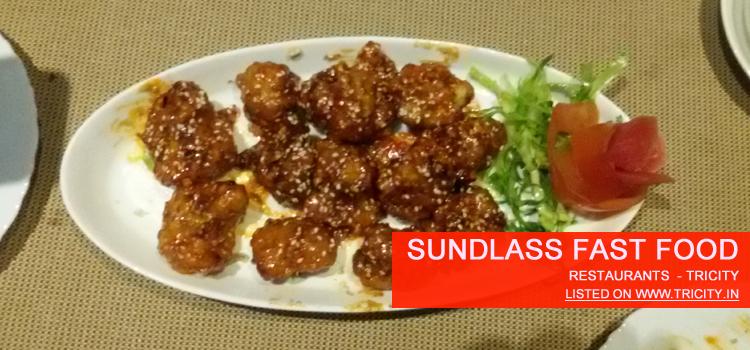 sundlass fast food