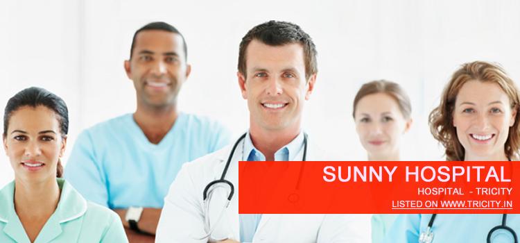 Sunny Hospital panchkula