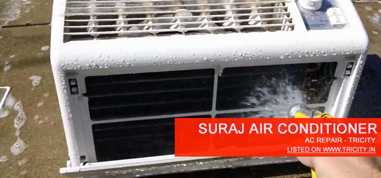 Suraj Air Conditioner Chandigarh