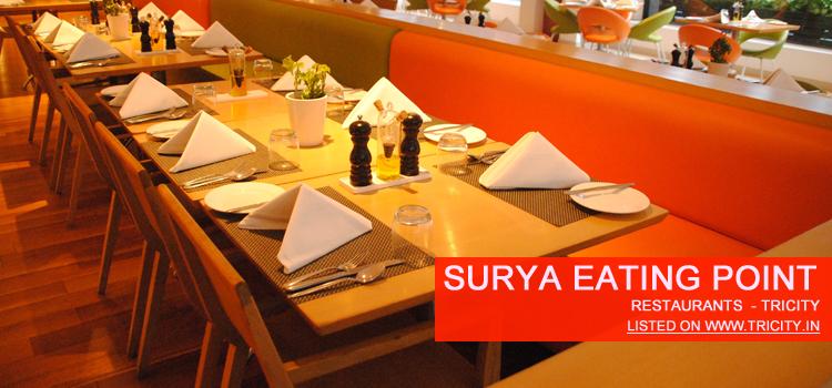 Surya Eating Point