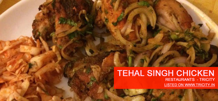 Tehal Singh Chicken