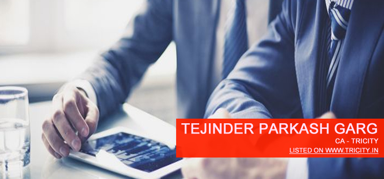 Tejinder Parkash Garg Chandigarh
