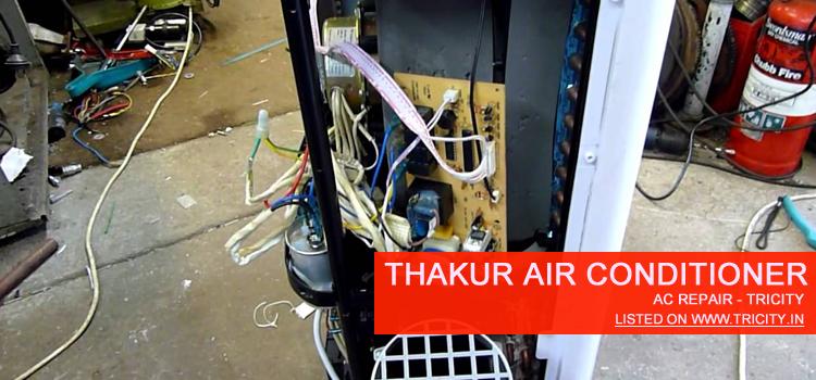 Thakur Air Conditioner Chandigarh