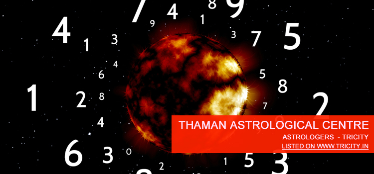 Thaman Astrological Centre Chandigarh