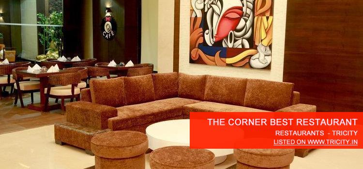 The Corner Best Restaurant
