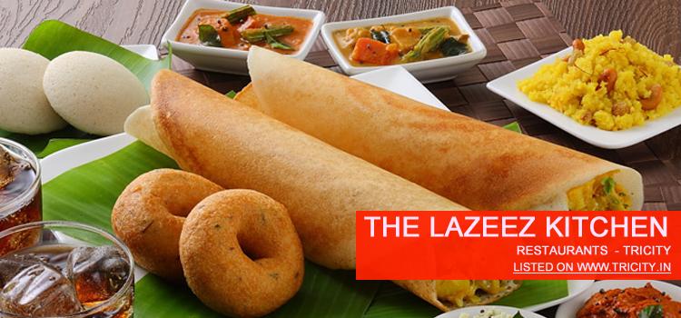 The Lazeez kitchen
