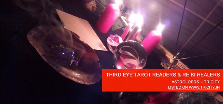Third Eye Tarot Readers & Reiki Healers Chandigarh