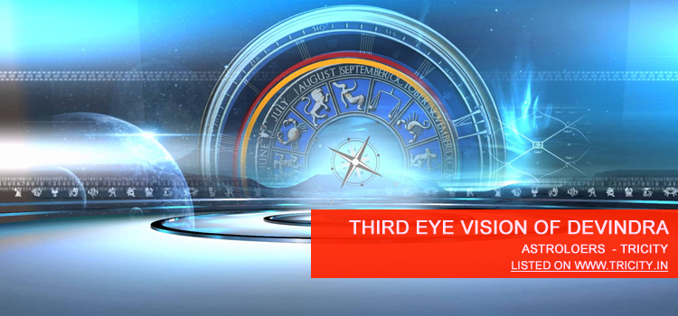 Third Eye Vision Of Devindra Chandigarh
