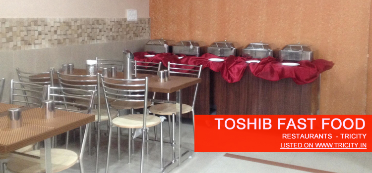 TOSHIB FAST FOOD