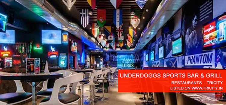 underdoggs sports bar