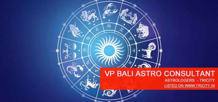 VP Bali Astro Consultant Panchkula