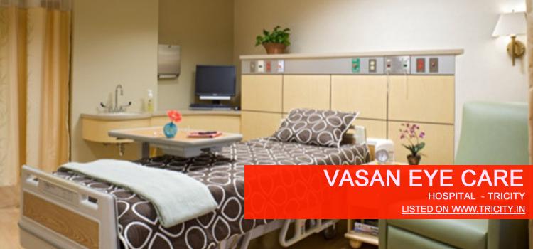 Vasan Eye Care Chandigarh