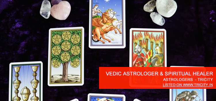 Vedic Astrologer & Spiritual Healer