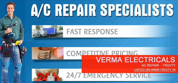 Verma Electricals Chandigarh