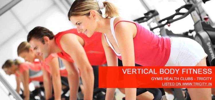 Vertical Body Fitness Chandigarh