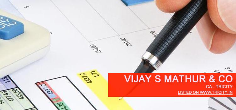 Vijay S Mathur & Co Chandigarh