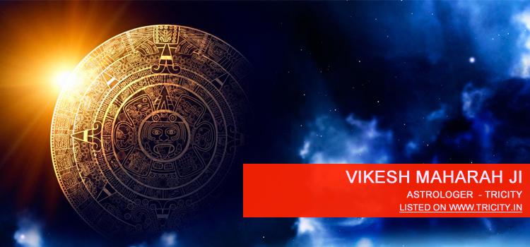 Chandigarh Astrologer Vikash Maharah Ji