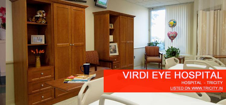 Virdi Eye Hospital chandigarh
