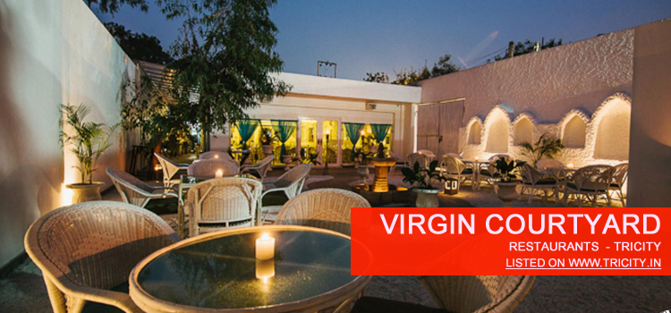 Virgin Courtyard Chandigarh