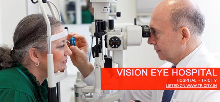Vision Eye Hospital Zirakpur