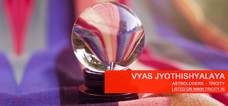 Vyas Jyothishyalaya Chandigarh