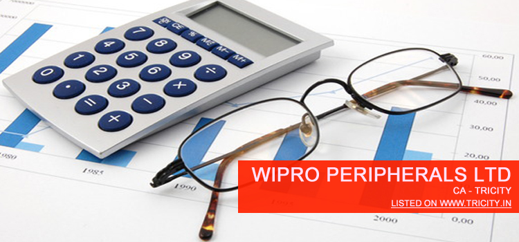 Wipro Peripherals Ltd Chandigarh