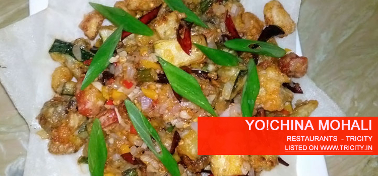 Yo!China Mohali