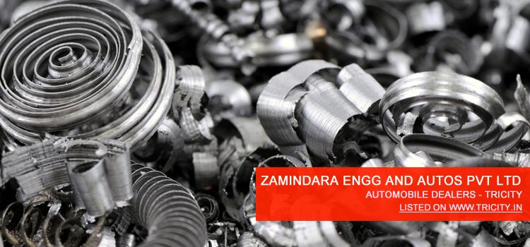 ZAMINDARA ENGG AND AUTOS PVT LTD