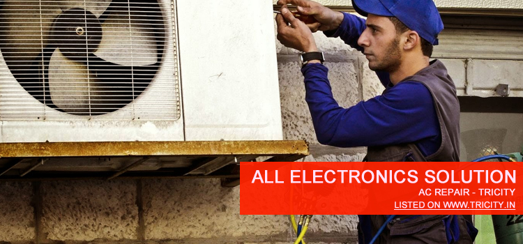 All Electronics Solution Mohali