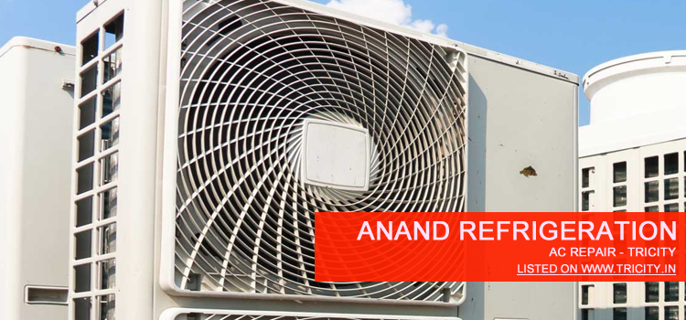 Anand Refrigeration Mohali