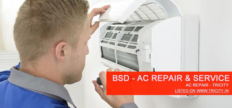 BSD - AC Repair & Service Mohali