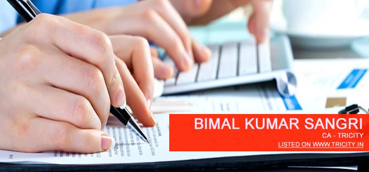 Bimal Kumar Sangri Chandigarh
