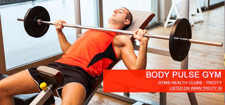 Body Pulse Gym Panchkula