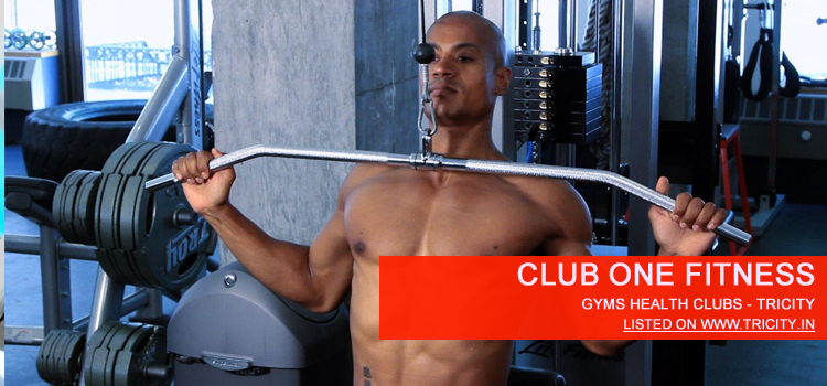 Club One Fitness panchkula
