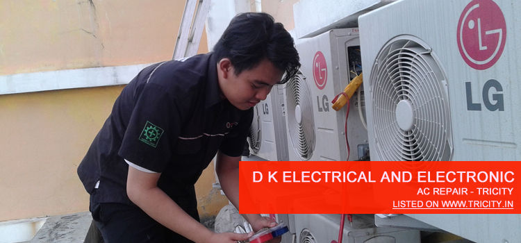 D K Electrical and Electronic Mohali
