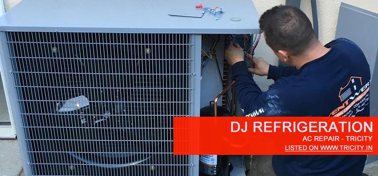 DJ Refrigeration