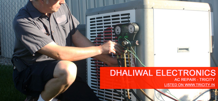 Dhaliwal Electronics Chandigarh