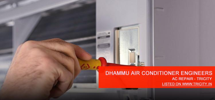 Dhammu Air Conditioner Engineers