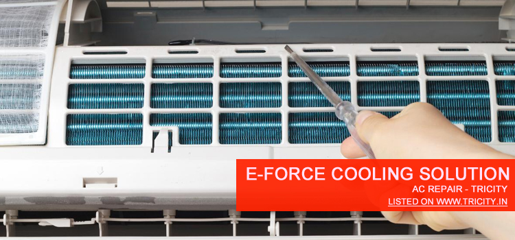 E-Force Cooling Solution Chandigarh