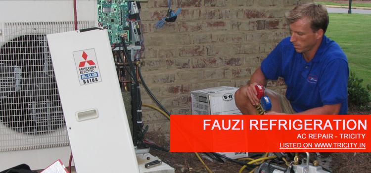 Fauzi Refrigeration Chandigarh